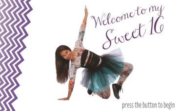 Melissa's Sweet 16