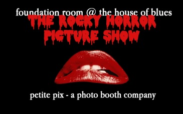 Rocky Horror Picture Show Halloween Party at the Foundation Room, House of Blues