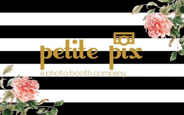 Petite Pix Photo Booth at the Winter White Bridal Event at CRAFTED at the Port of Los Angeles