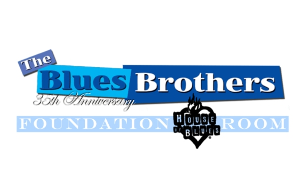 Petite Pix Studio Photo Booth at the Foundation Room House of Blues for The Blues Brothers 35th Anniversary