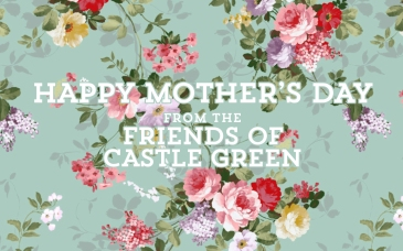 Petite Pix Vintage Photo Booth with the Friends of Castle Green for Mother's Day 2016