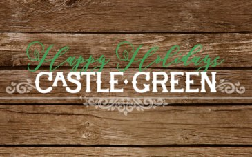 Petite Pix Vintage Photo Booth at the Castle Green Holiday Tour 2016