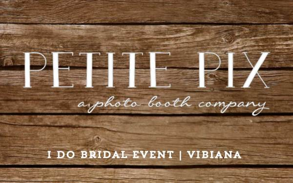 Petite Pix Vintage GIF Photo Booth at Vibiana, Los Angeles, for the I Do Bridal Event