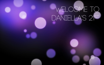 Daniella's 21st Birthday