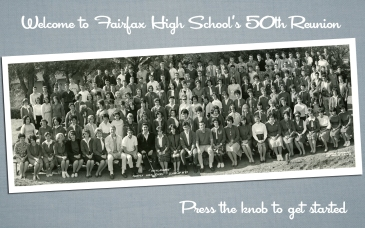 Fairfax High School's 50th Reunion