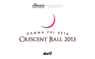 USC Gamma Phi Beta Crescent Ball