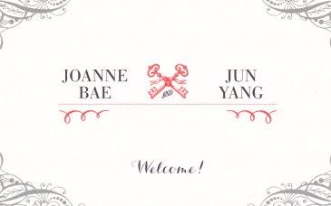 Joanne & Jun