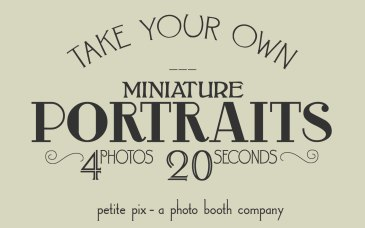 Petite Pix Vintage Photo Booth Rental Los Angeles