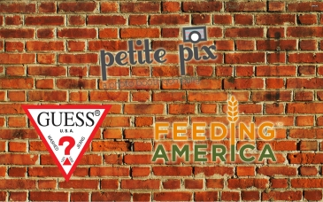 Petite Pix Studio Photo Booth and GUESS? for Feeding America
