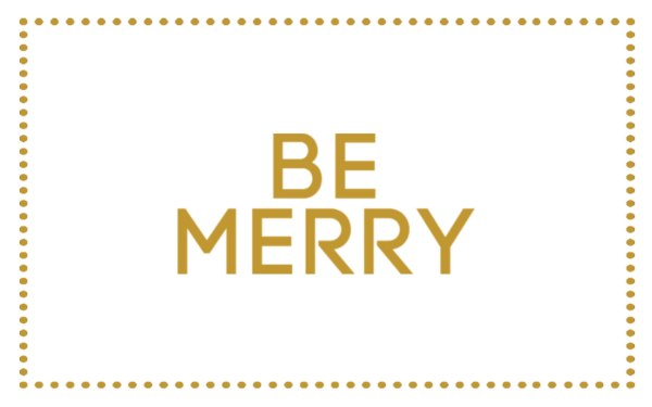 Petite Pix Studio Photo Booth at a Be Merry Holiday Party
