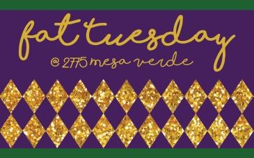 Petite Pix Hashtag Printer for 2775 Mesa Verde for Mardi Gras