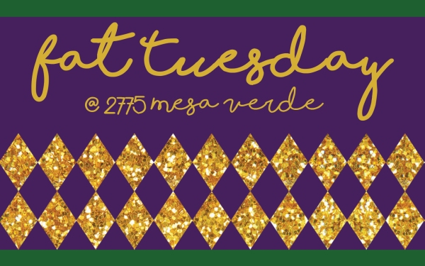 Petite Pix Hashtag Printer for 2775 Mesa Verde for Mardi Gras