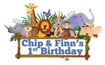 Chip & Finn's 1st Birthday at the Bel-Air Country Club