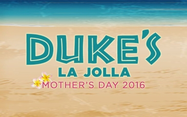 Petite Pix Mid-Century Modern Photo Booth for Duke's La Jolla for Mother's Day