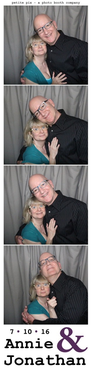 Petite Pix Classic Photo Booth at the Cicada Club in Downtown Los Angeles for Annie and Jonathan's Wedding 42