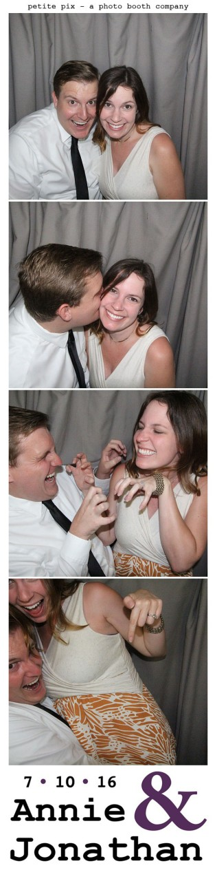 Petite Pix Classic Photo Booth at the Cicada Club in Downtown Los Angeles for Annie and Jonathan's Wedding 62