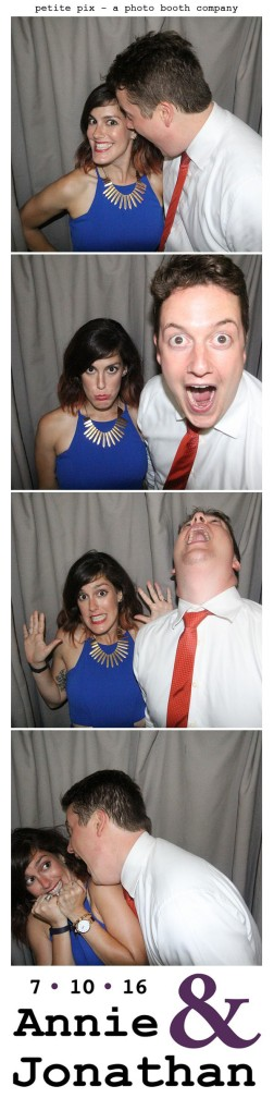 Petite Pix Classic Photo Booth at the Cicada Club in Downtown Los Angeles for Annie and Jonathan's Wedding 63