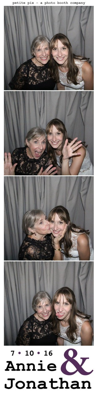 Petite Pix Classic Photo Booth at the Cicada Club in Downtown Los Angeles for Annie and Jonathan's Wedding 70