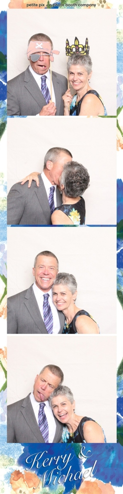 Petite Pix Vintage Photo Booth at the Redondo Beach Historic Library for Kerry and Michael's Wedding 10