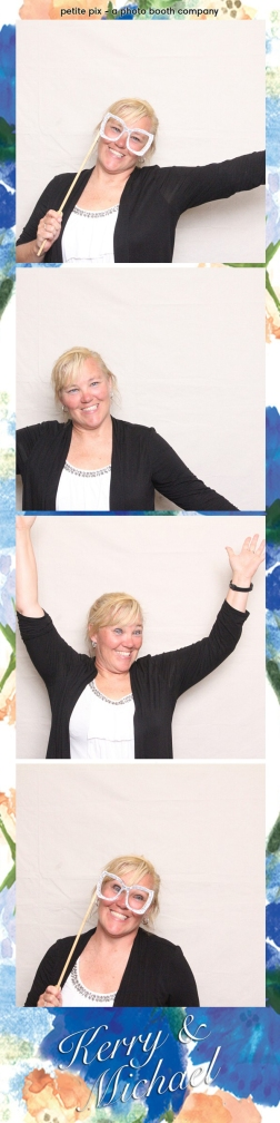 Petite Pix Vintage Photo Booth at the Redondo Beach Historic Library for Kerry and Michael's Wedding 23