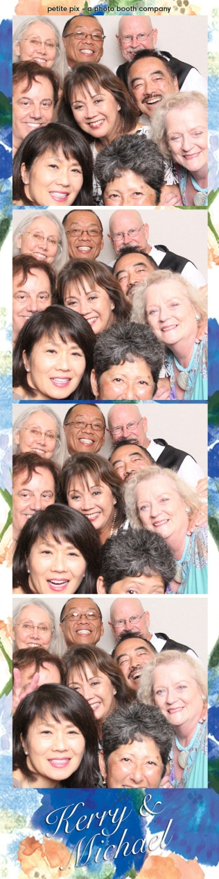 Petite Pix Vintage Photo Booth at the Redondo Beach Historic Library for Kerry and Michael's Wedding 24