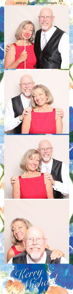 Petite Pix Vintage Photo Booth at the Redondo Beach Historic Library for Kerry and Michael's Wedding 35