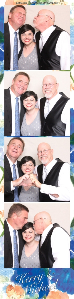 Petite Pix Vintage Photo Booth at the Redondo Beach Historic Library for Kerry and Michael's Wedding 36