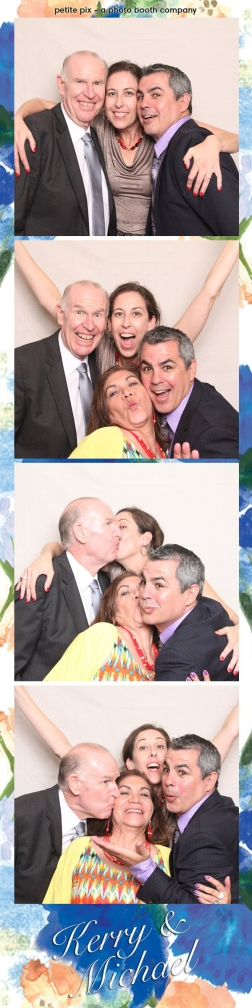 Petite Pix Vintage Photo Booth at the Redondo Beach Historic Library for Kerry and Michael's Wedding 44