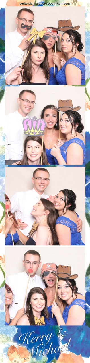 Petite Pix Vintage Photo Booth at the Redondo Beach Historic Library for Kerry and Michael's Wedding 47