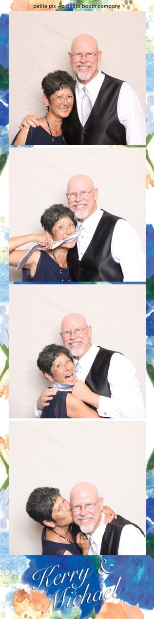 Petite Pix Vintage Photo Booth at the Redondo Beach Historic Library for Kerry and Michael's Wedding 56