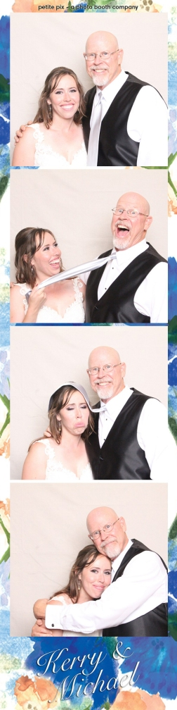 Petite Pix Vintage Photo Booth at the Redondo Beach Historic Library for Kerry and Michael's Wedding 59