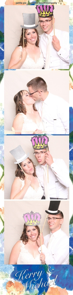 Petite Pix Vintage Photo Booth at the Redondo Beach Historic Library for Kerry and Michael's Wedding 61