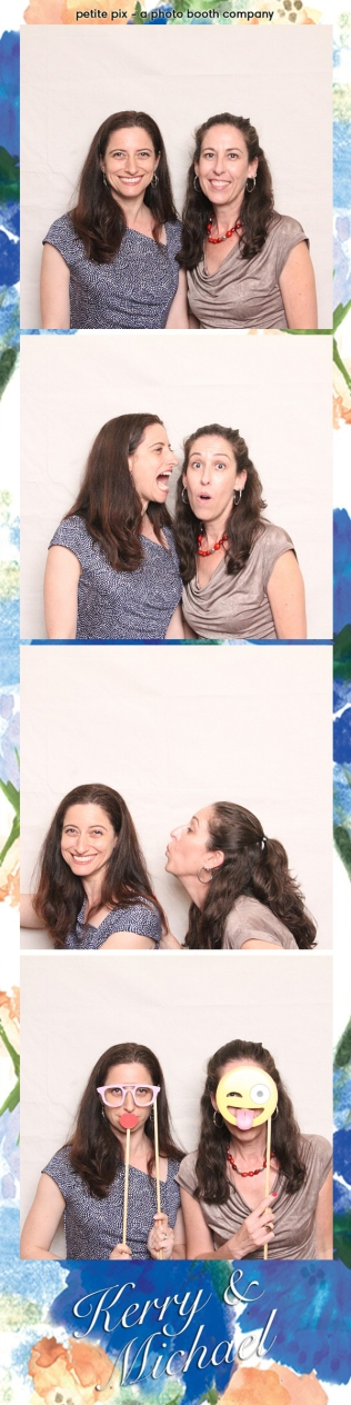 Petite Pix Vintage Photo Booth at the Redondo Beach Historic Library for Kerry and Michael's Wedding 8