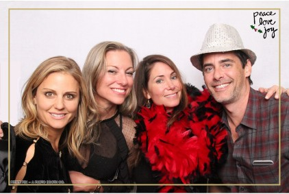 Petite Pix Photo Booth in the Pacific Palisades for the Culp Peace Love Joy Holiday Party (127)