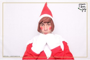Petite Pix Photo Booth in the Pacific Palisades for the Culp Peace Love Joy Holiday Party (3)