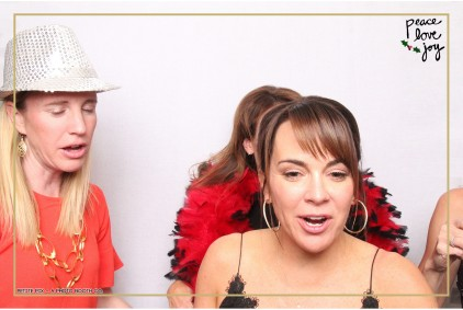 Petite Pix Photo Booth in the Pacific Palisades for the Culp Peace Love Joy Holiday Party (58)