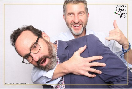 Petite Pix Photo Booth in the Pacific Palisades for the Culp Peace Love Joy Holiday Party (71)