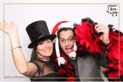 Petite Pix Photo Booth in the Pacific Palisades for the Culp Peace Love Joy Holiday Party (89)