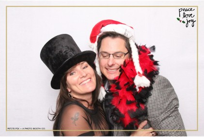 Petite Pix Photo Booth in the Pacific Palisades for the Culp Peace Love Joy Holiday Party (93)
