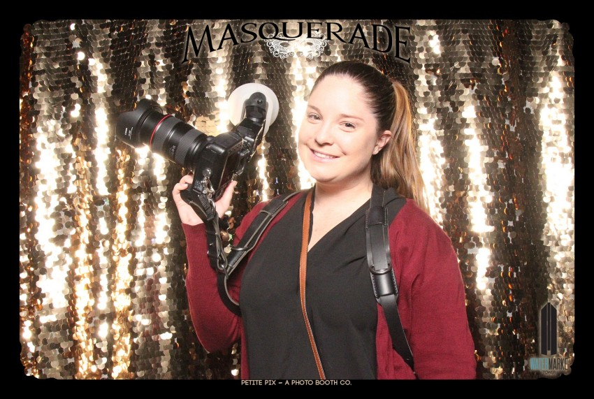 Petite Pix Vintage GIF Photo Booth for Watermarke Tower Masquerade 1