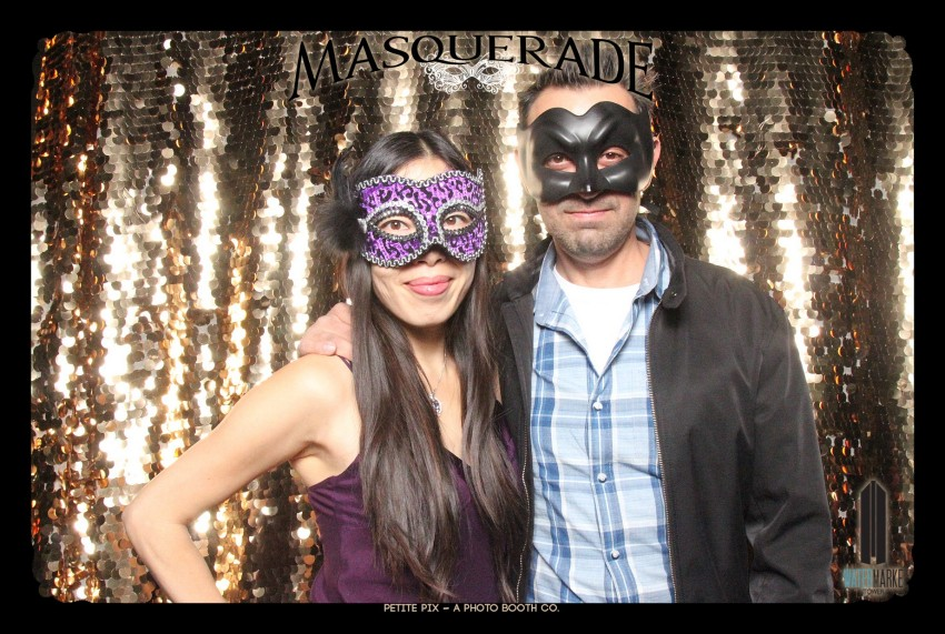 Petite Pix Vintage GIF Photo Booth for Watermarke Tower Masquerade 10