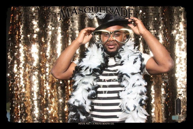 Petite Pix Vintage GIF Photo Booth for Watermarke Tower Masquerade 100