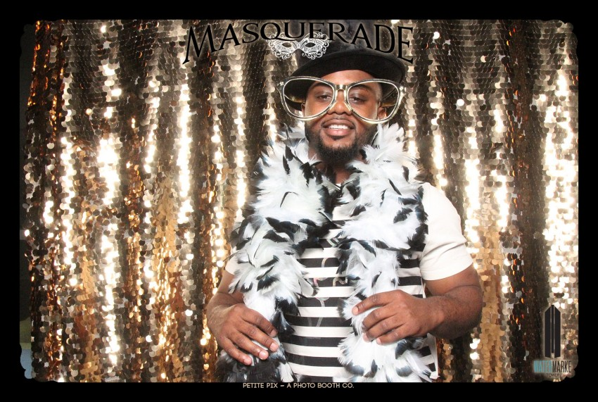 Petite Pix Vintage GIF Photo Booth for Watermarke Tower Masquerade 102