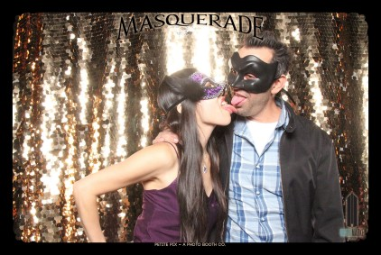 Petite Pix Vintage GIF Photo Booth for Watermarke Tower Masquerade 12
