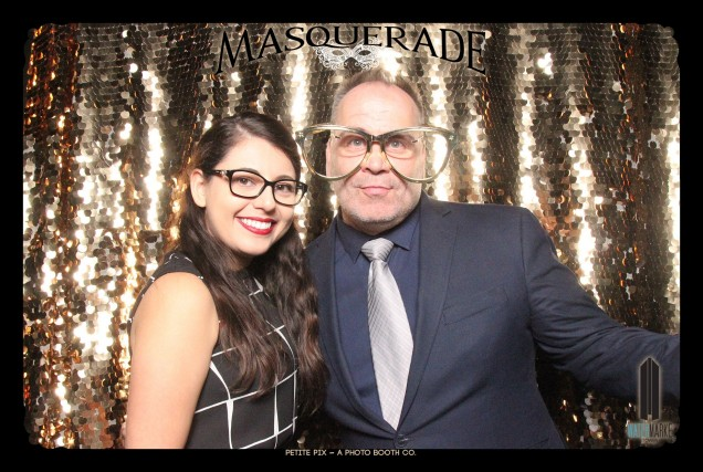 Petite Pix Vintage GIF Photo Booth for Watermarke Tower Masquerade 13