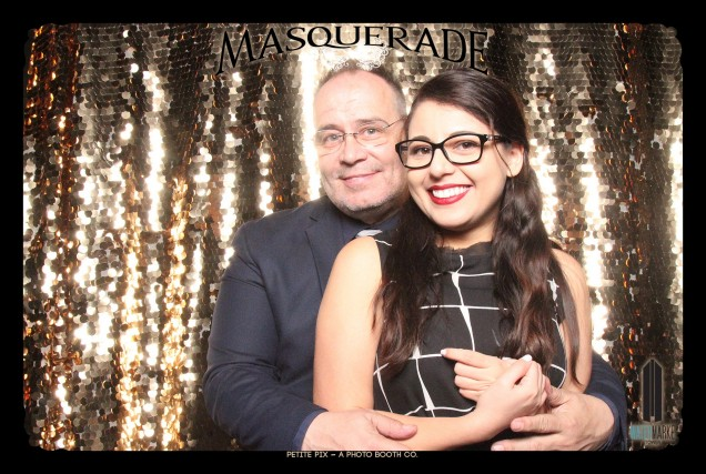 Petite Pix Vintage GIF Photo Booth for Watermarke Tower Masquerade 15