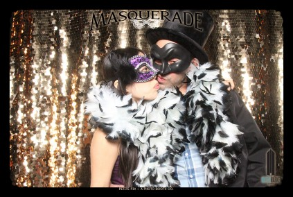 Petite Pix Vintage GIF Photo Booth for Watermarke Tower Masquerade 17