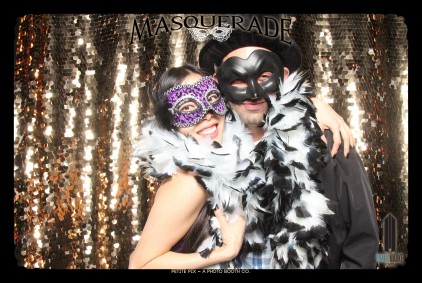 Petite Pix Vintage GIF Photo Booth for Watermarke Tower Masquerade 18