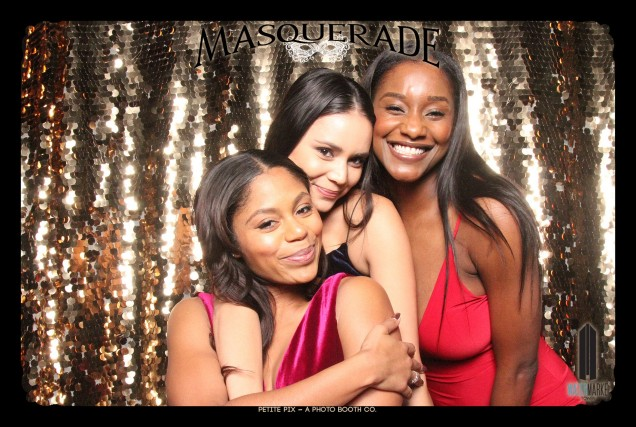 Petite Pix Vintage GIF Photo Booth for Watermarke Tower Masquerade 21