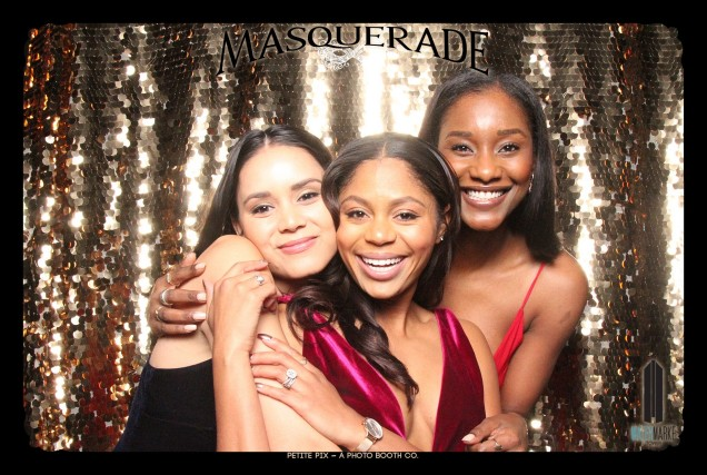 Petite Pix Vintage GIF Photo Booth for Watermarke Tower Masquerade 24